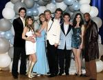 Where did the gang have their Senior Prom?