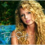 Where were the pictures on her first album taken?