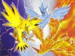 What are the French names of Articuno, Moltres and Zapdos (important question)?