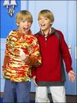 What are the real names of Zack and Cody?