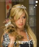 In High School Musical 2, What colour is Sharpay's Golf Cart?