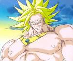 You see that Broly(legendary Super Saiyan form) is back in town, your next move?