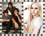 JB already were on tour with Avril Lavigne