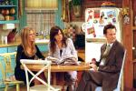 What are the names of Monica and Chandler's twins?