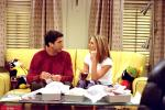 What is the first name that Ross suggests for his and Rachel's baby?