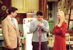 What is the name of Joey's sister that becomes pregnant in Season 8?