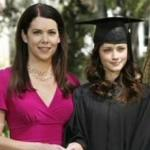 What is Rory's middle name?(mentioned in her graduation)