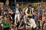 Who was the band which appeared on Hannah Montana?