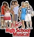 High School Musical 1,2 & 3