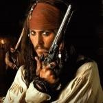 What was the first line of Captain Jack Sparrow in The Curse of the Black Pearl?