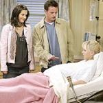 What is the name of the girl who has Monica and Chandler's babies?