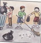 We have not use plastic bags because they don't release on their own.