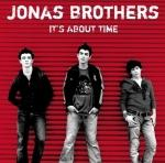 What is the name of the Jonas Brothers first album?