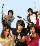 What's the name of their Disney Channel Original movie?(easy)
