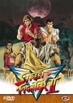 Who makes Ryu discover the Hadô in the manga Street Fighter II V?