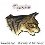 Who does Tigerclaw try to kill, mostly?