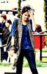 Who is Selena's celebrity crush?