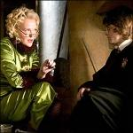 What did Rita Skeeter transform into to gain information undetected?