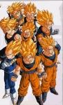 Who Is Goten's Father?