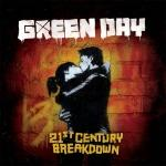 On The Back Of The 21st Century Breakdown Album,Where Are The Couple Standing?