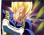 Which bad guy does Vegeta kill when he turned into a Super Saiyan for the first time?
