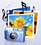 Can we record an audio or video directly from Windows Movie Maker?