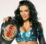 How many times was she Women's Champion?