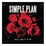 Who writes the songs mainly Simple Plan?