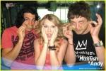 """When Taylor was interviewed by Australia's """"Hamish and Andy"""", she """"pulled a SWIFTY"""" on which fast food outlet?"""