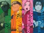 Who was Naruto's original squad?