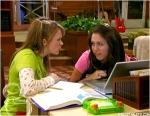 Were Miley and Emily instant friends?