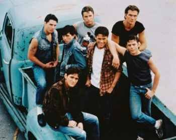 The Outsiders The Complete