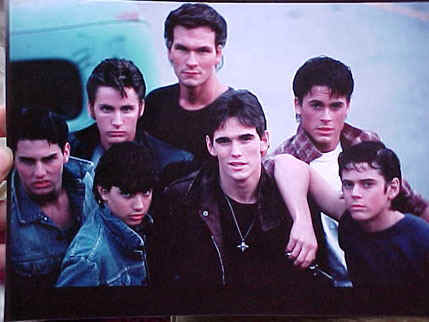 Do You Love The Outsiders?