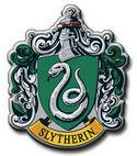 Which Slytherin students are Harry's rivals?