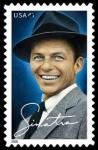 What place did Frank Sinatra sing about?