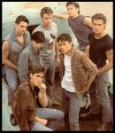 Who are the three brothers in The Outsiders?