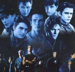 What was Paul's last name in The Outsiders?