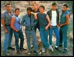 What were the lyrics to the poem in The Outsiders?