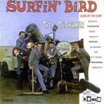 Which two R&B hits is Surfin Bird a combination of?