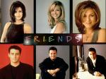 Monica said the first word ever on F.R.I.E.N.D.S., what was it?