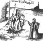 How were most witches killed during the Salem Witch Trials?