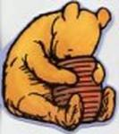 What is Pooh's favourite food?