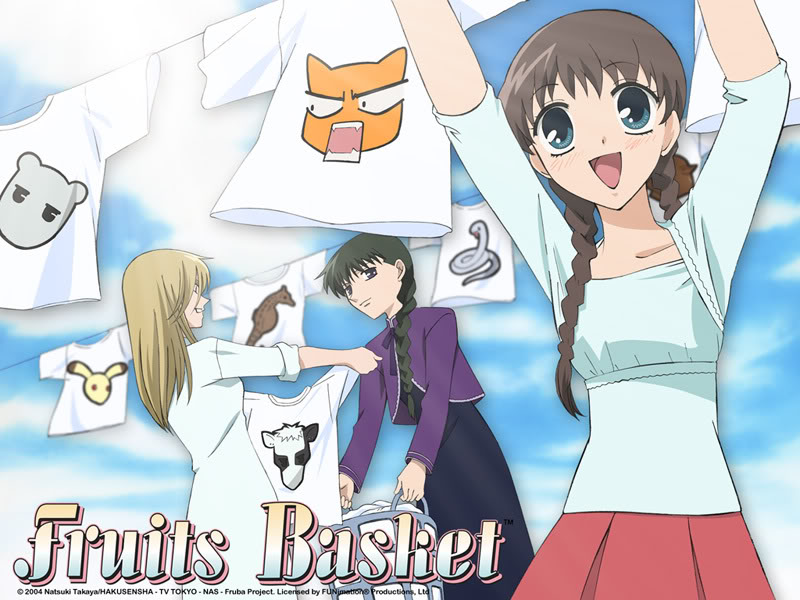 What Fruits Basket Character Are You