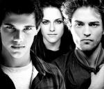 What are the three last names of Edward, Bella and Jacob?