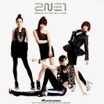 What was 2ne1's most popular album in 2009?