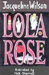 In Lola Rose, what is Janey scared of?
