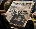 Do like to read the Prophet? And what about the Quibbler?