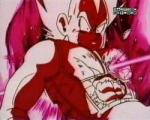 What attack did Frieza use to kill Vegeta?