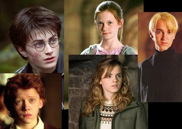 Who's your guy from Harry Potter?