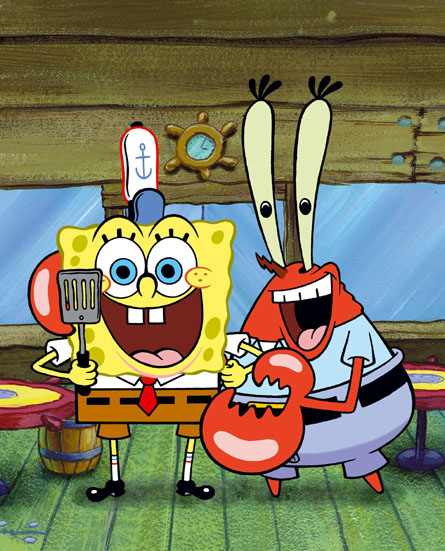 Sponge Bob Eating Doritos Colroing In: Which Spongebob Squarepants Character Are You?